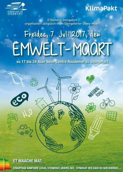 Ëmweltmaart 2017
